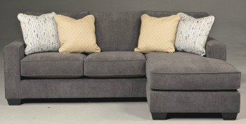 Small sized Contemporary sectional good for small living rooms