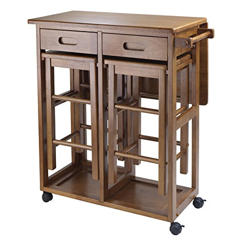 Park One At The End Of A Cabinet And Extend Your Food Prep Area And Storage  Space. Most Are On Wheels, So You Can Move Them Wherever You Like And Many,  ...