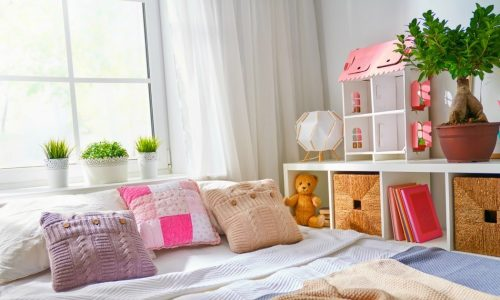 36 Ideas for Decorating and Organizing a Small Kids Bedroom