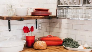22 Incredibly Smart Kitchen Space Savers for Small Kitchens