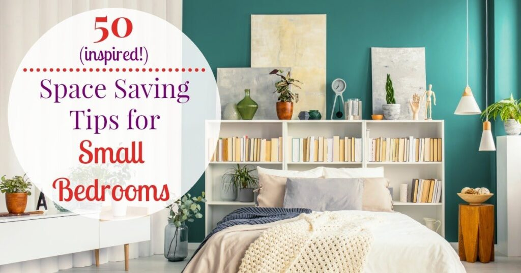 40 Small Bedroom Ideas And Incredibly Useful Space Saving Tips Custom Bedroom Space Saving Ideas